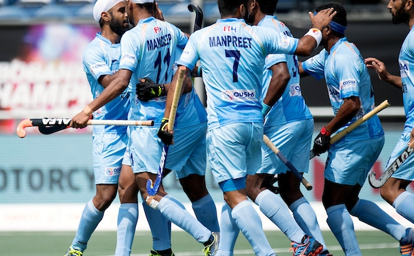 Goal scoring record smashed as India, Japan, Pakistan and Malaysia qualify for semi-finals of 18th Asian Games men's hockey competition