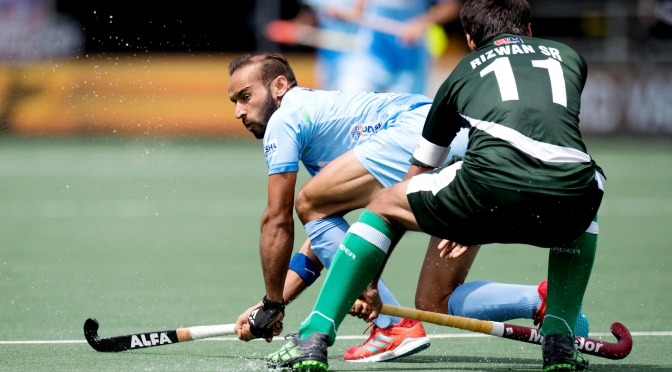 India and Argentina both claim wins on opening day of Men's Rabobank Hockey Champions Trophy 2018