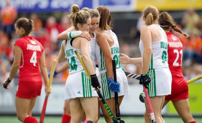 Graham Shaw names his Ireland Women's World Cup Squad
