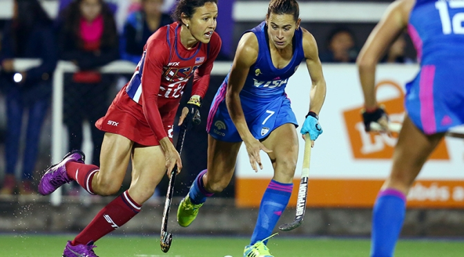 USWNT Shut Out in Third Match of Test Series Against Argentina