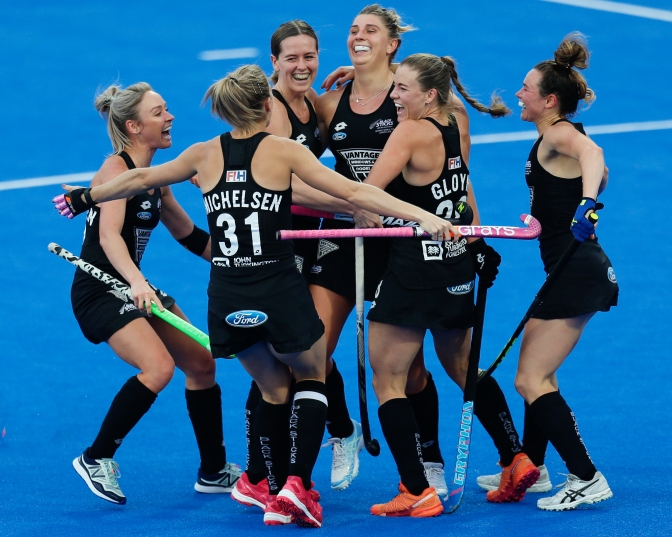 Belgium Battle But New Zealand Come Out On Top