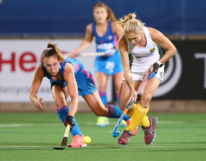 Shelley Jones is upbeat as SA Women's Hockey name squad for World Cup