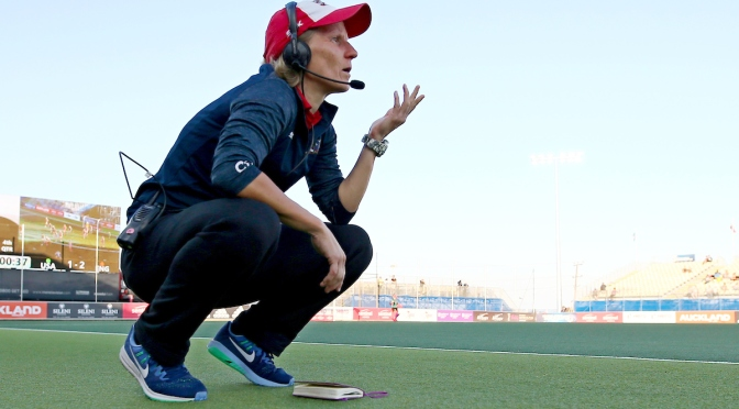 Schopman Names 18-Athlete Roster to Compete at the Vitality Hockey Women's World Cup