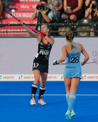 Vitality Hockey Women's World Cup 2018: Argentina v Germany