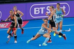 Vitality Hockey Women's World Cup 2018: Argentina v Germany