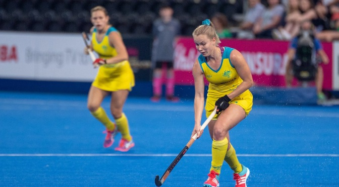 Hockeyroos Looking For Payback