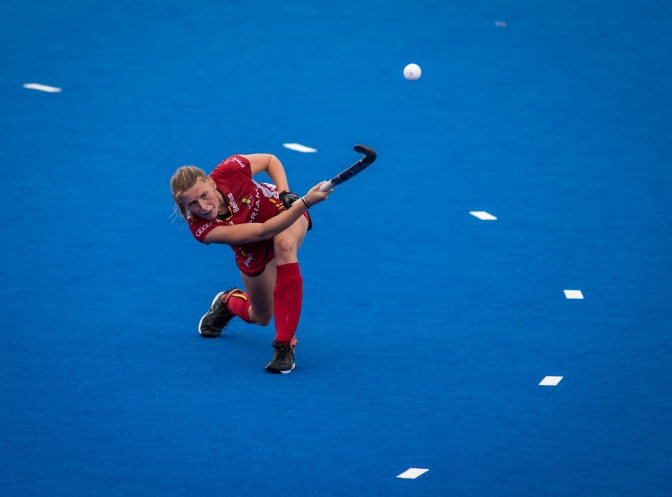 Red Panthers Tame The Hockeyroos