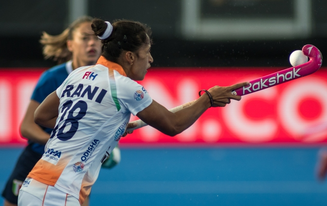India Find Scoring Ways To End The Italian Dream