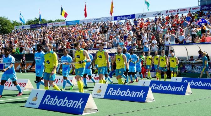 Australia defeat India to win Men's Rabobank Hockey Champions Trophy 2018
