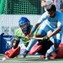 BREDA - Rabobank Hockey Champions Trophy Final Australia - India Photo: Manpreet Singh. COPYRIGHT WORLDSPORTPICS FRANK UIJLENBROEK
