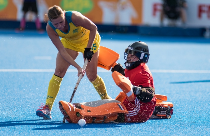 Netherlands extend lead at FIH Women's Wanglibao Hockey Champions Trophy Changzhou Wujin 2018