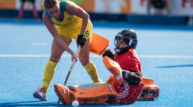 Netherlands extend lead at FIH Women's Wanglibao Hockey Champions Trophy Changzhou Wujin 2018