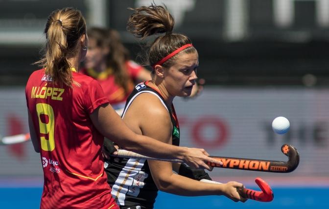 Spain Break German Hearts To Reach Semi's