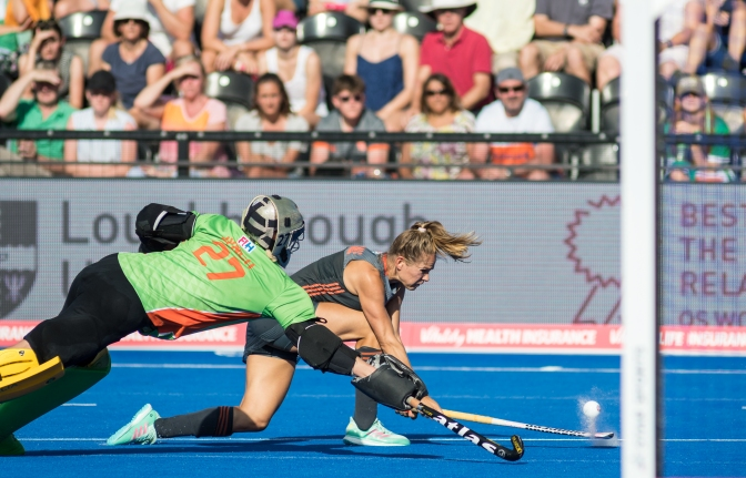 Brave Hockeyroos Suffer Shootout Heartache