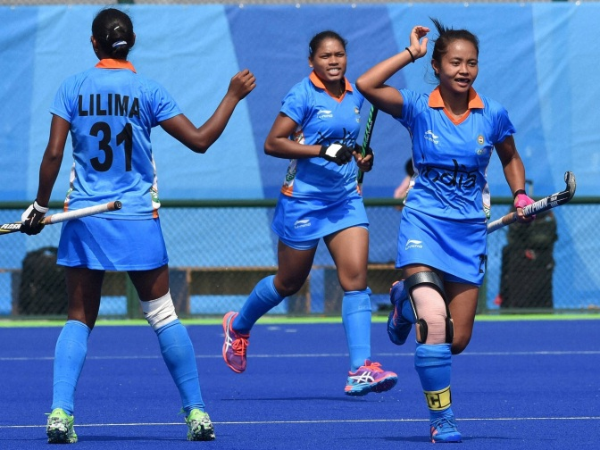 Comprehensive win for Indian women over holder Korea