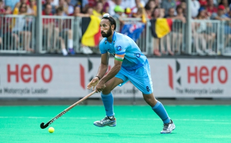 HOCKEY WORLD LEAGUE SEMI FINALS