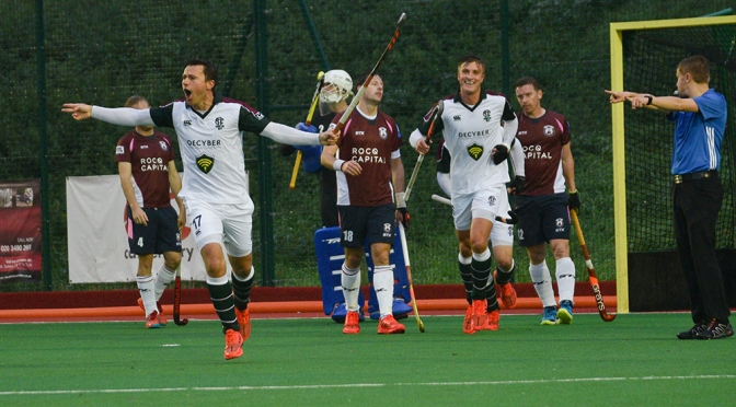 Surbiton Secure First Ever Premier Division Home Win Over Wimbledon