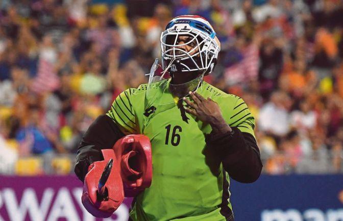 Kumar left heartbroken following defeat to Japan