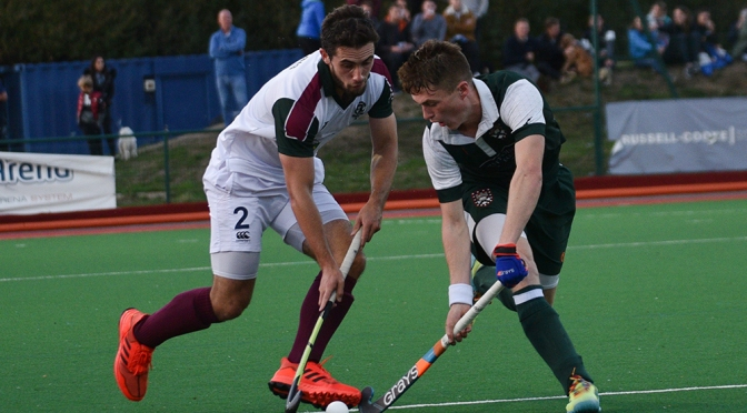 Surbiton Settle For Point Against Exeter University