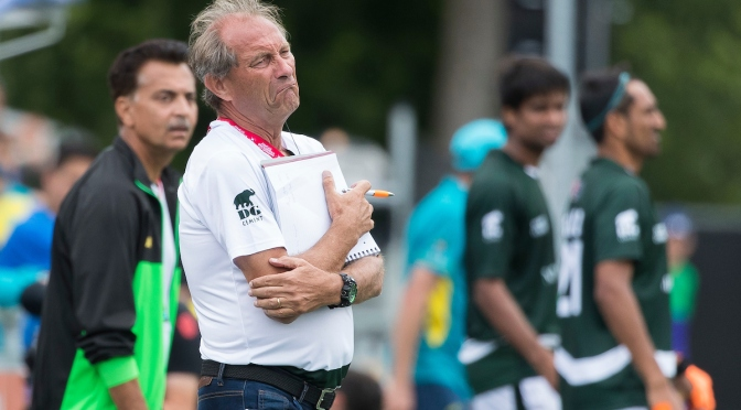 Roelant Oltmans Steps Away From Pakistan Head Coach Role
