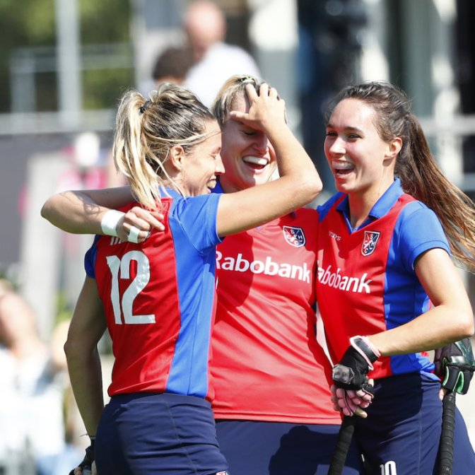Leurink brings new zest to SCHC as Zerbo scores four