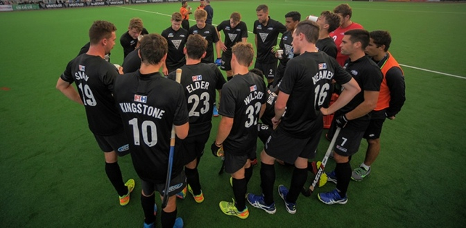 Vantage Black Sticks Men suffer 3-2 loss to Canada