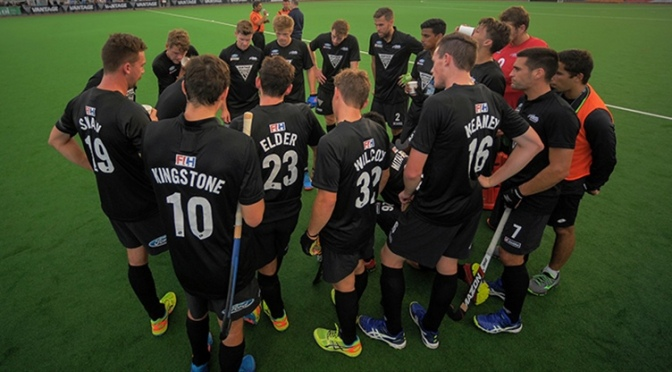 Vantage Black Sticks Men suffer 3-2 loss to Canada
