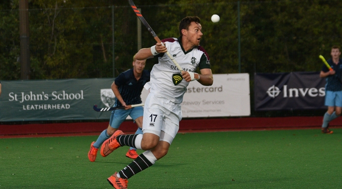 Surbiton Hit Reading For Six