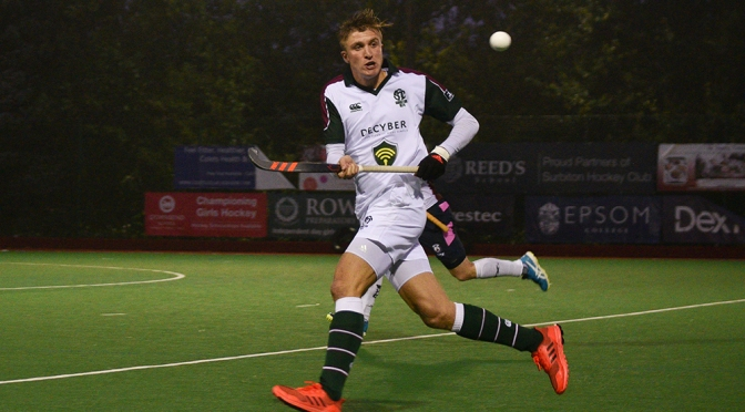 Surbiton Go Top After 8 Goal Thriller In Nottingham
