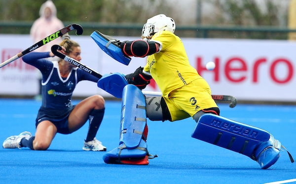 HOCKEYROOS SINK GREAT BRITAIN AT CHAMPIONS TROPHY