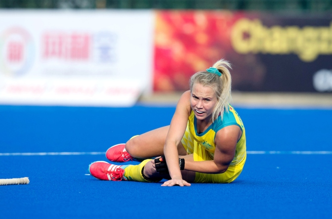 HOCKEYROOS ONE WIN AWAY FROM CHAMPIONS TROPHY FINAL SPOT