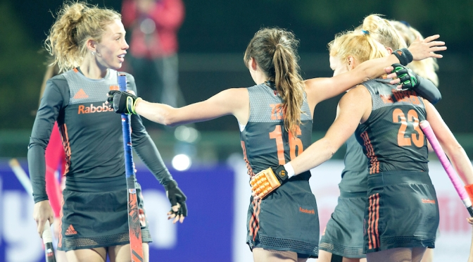 Netherlands complete double away victory over FIH Hockey Pro League rivals China