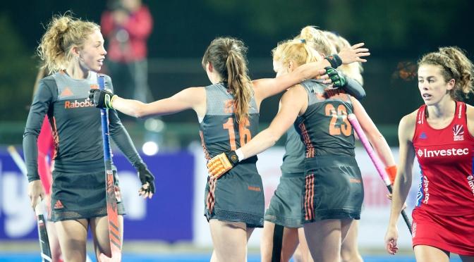 Netherlands into final of FIH Wanglibao Hockey Champions Trophy Changzhou Wujin 2018 but China and Australia take it to the wire