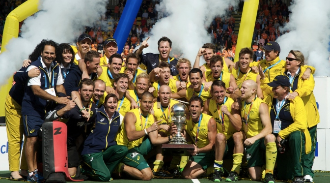 KOOKABURRAS TEAM ANNOUNCED FOR WORLD CUP DEFENCE