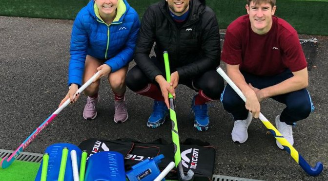 EHF signs an Official Stick partnership with Mercian Sports Company