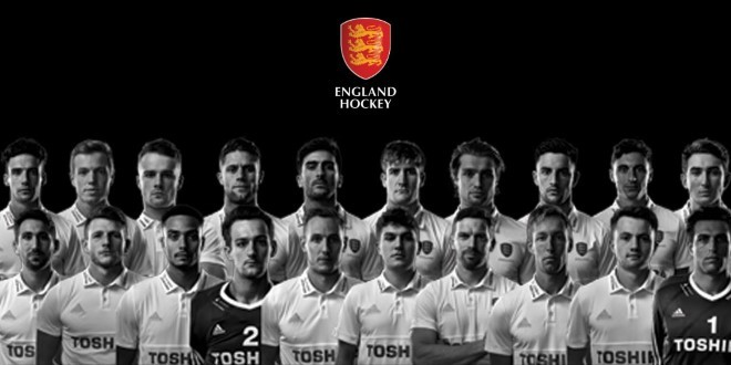 England Announce World Cup Squad