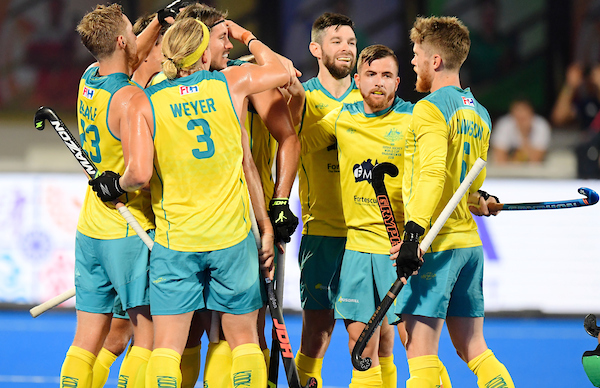 KOOKABURRAS TO PLAY FRANCE IN QUARTERS AS MITTON BRINGS UP MILESTONE