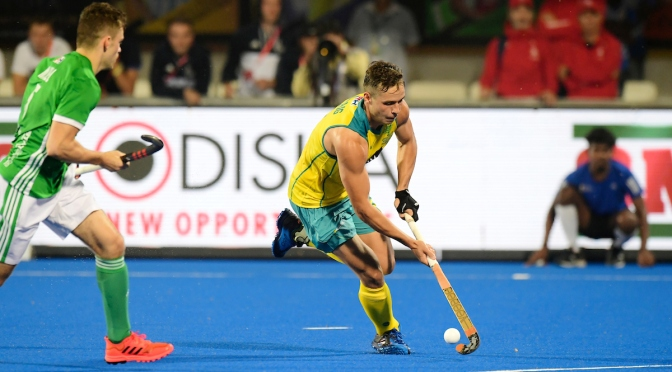 KOOKABURRAS CLAIM HARD-FOUGHT FIRST-UP WORLD CUP WIN