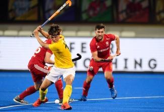 England v China (Pool B)