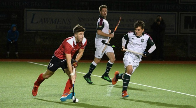 Surbiton Stun Holcombe As They Hit Them For Six