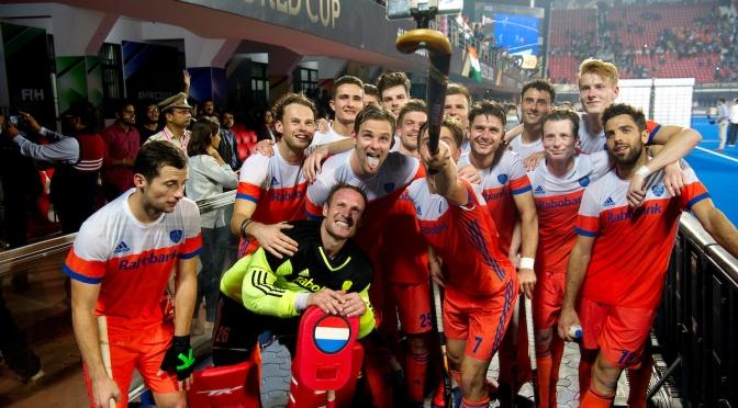Netherlands break Indian hearts at Odisha Hockey Men's World Cup Bhubaneswar 2018