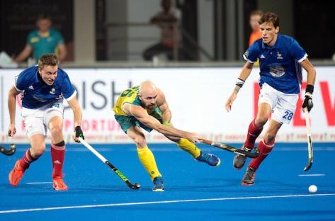 Australia v France (QF)