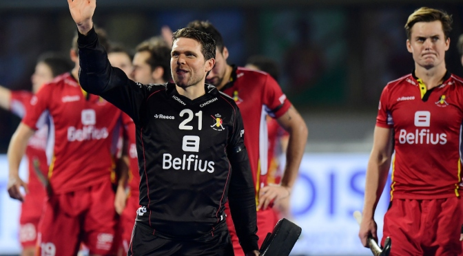 Belgium and Netherlands to fight for title at Odisha Hockey Men's World Cup Bhubaneswar 2018