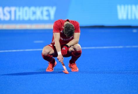 England v Australia (Bronze Medal)