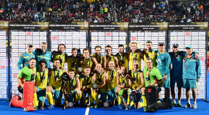 KOOKABURRAS ROUT ENGLAND TO CLAIM WORLD CUP BRONZE