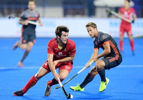 Belgium v Netherlands (Gold Medal)