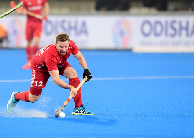England end Argentina's title ambitions at Odisha Hockey Men's World Cup Bhubaneswar 2018