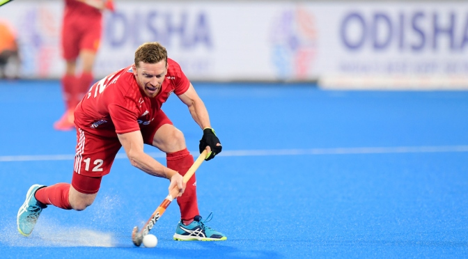 England end Argentina's title ambitions at Odisha Hockey Men's World Cup Bhubaneswar 2018
