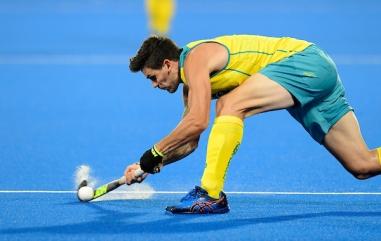 Australia v China (Pool B)