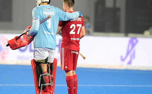 GB MEN'S SQUADS NAMED FOR OPENING FIH PRO LEAGUE FIXTURES